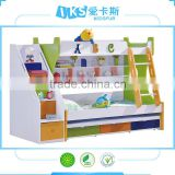 Top quality Crazy Selling trundle bunk bed cheap price 805