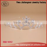2015 Fashion rhinestone hair accessories women crystal Wedding Tiaras