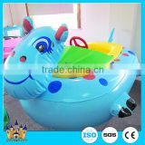 Funny animal bumper water park equipment inflatable boat