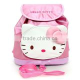 OEM Manufacturers 2013 Hello Kitty School Backpacks for Teenage Girls,Shenzhen Quality Shoulder Bag for Kids
