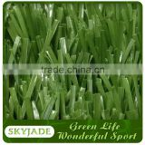 Diamond shape fibers artificial football turf