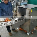 INQUIRY about Stable Working Automatic Onion Skin Peeling Root Cutting Machine