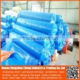 New arrival tarp rolls for tent , waterproof pe plastic mesh tarp fabric sheet material , low truck camping tarp price