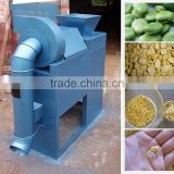 soybean dry way dehulling machine,bean skin peeling machine