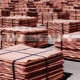 hot sale 99.99% pure copper cathode