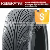 China high quality sports car tire