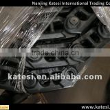 Excavator/Bulldozer undercarriage part Track link assembly/ komats-u bobcat steel tracks