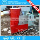 One person is enough easier to operate Pellet Burner biomass boiler