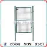 Iron entry single door/main gates designer industrial main gate designs of house gate design garden gate