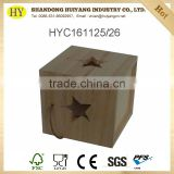 FSC hot selling Factory supply handmade wooden bucket