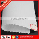 Fusible interlining fabric stock lot,woven interlining fabric for clothing,tc fabric wholesale