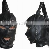 Latex pony girl mask