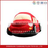 High quanlity lovely plush car stuffed toy for kids