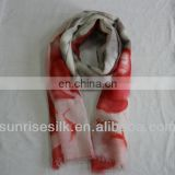 2013 winter fashion girls cashmere scarf
