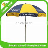 Outdoors beach umbrella Advertising umbrella