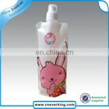 Cheap cute kids' collapsible water bottle wholesales