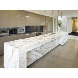 Italy white marble Calacatta marble tiles, bench tops,slabs factory in china