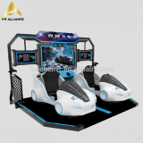 Virtual Alliance Multiplayer Competition VR Arcade Games Racing Car Driving Training Simulator