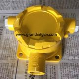 Aluminum die casting fir fighting flammable and explosive detector aluminum housing case