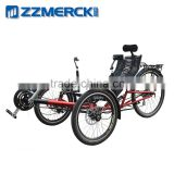 Adult Suspension Folding Recumbent Trike