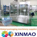 Automatic Drinking Water Production Line, PET Bottle Water 3in1 Filling Machinery