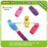 Rubber Pencil Cap Eraser, Pencil Top Eraser, Giant Pencil Eraser                                                                         Quality Choice