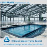 Galvanized steel structure building swimming pool cover
