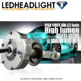 China supplierhigh power led headlight passant b7 For LED auto headlight 2400LM/motorcycle head lamp