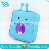 2016 Best Seller Food Safe PEVA Liner Lunch Bags For Kids Cute Animal Lunch Bags For Kids