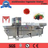 JY-3500 Commercial automatic fruit and vegetable haw /jujube washing drying processing machine (stainless steel)