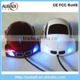 Smart Car Shape Mini Led Computer Mouse
