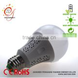 High Quality TUV-GS, CE, RoHS Approved Die-casting aluminium Thermal Plastic lumen 480lm LED Bulb E27