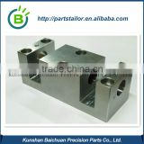 High quality and precise aluminium processing and fabrication and customized precision CNC machined parts BCN 247