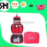 Fashion Waterproof Travelling Wash Bag Toiletry hanging Kit Men&Women Travel Organizer
