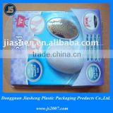 Embossing printing PET clamshell blister packaging , slide blister                                                                         Quality Choice