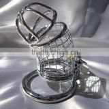 Chastity Male Mesh Cage CBT Device Locking Restraint 50mm Ring Sex Toys Anal Toys Boys