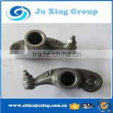 20crmo Steel Motorcycle valve rocker arm, BAJAJ PULSAR Motorcycle rocker arm and shaft Motorcycle Spare Parts