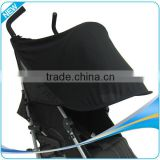 Custom Design UV protection baby stroller awning, stroller sunshade