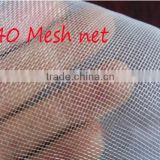 virgin material China netting leading factory mesh 25,40,50 anti insect netting for greenhouses and agricltural usage