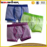 3pcs child thermal underwear set 100% cotton boxer kids boys briefs                                                                         Quality Choice