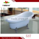 SPA Classic Claw Foot Freestanding ceramic Bathtub