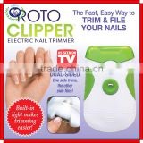 New Beauty tool ROTO CLIPPER ELECTRIC NAIL TRIMMER
