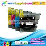 Wholesale compatible ink cartridge for Brother LC51XL ink cartridges replace for Brother printer parts
