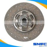 Shacman parts,Truck clutch plate, DZ9114160032,DRIVEN DISC, sinotruck and shacman parts,hot sale!!!!