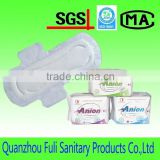Cotton Material and Winged Shape lady sanitary pad , Day Use Women Pad, Night Use Lady Pad Size