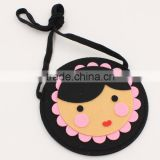 wholesale Non Woven Fabric wool felt cute bag for kid