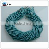Cheap glass beads with hole sewing on garment clothing decoration crystal beads                                                                                                         Supplier's Choice