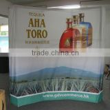 Environmental Promotional Retractable Folding Pop Up Banner Stand