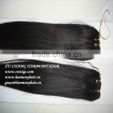 QUALITY BLONDE Chinese 30 inch remy human hair weft