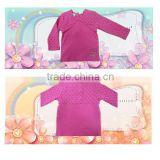 girls long sleeve shirt bright color
